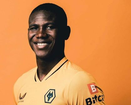 Yerson Mosquera debut Wolves